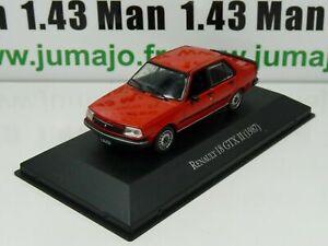 ARG18B-Voiture-1-43-SALVAT-Autos-Inolvidables-Renault-18-GTX-II-1987