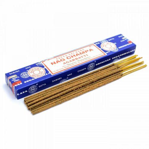 Original Satya Nag Champa Incense Sticks-15 Grams