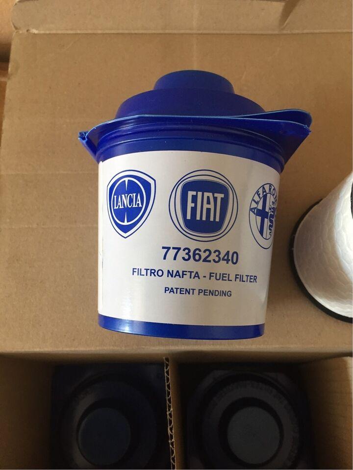 Motordele, UFI BRÆNDSTOF FILTER., Fiat