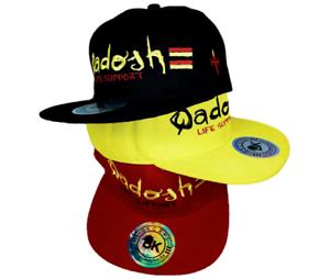 Kamuli Qadosh Life Support Snapback Hat Flat Bill Hat Snapback a9405f