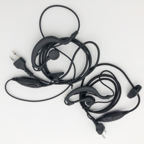 In-Ear Headset Earpiece Mic For Midland Radio LXT500VP3 GXT860VP4 LXT550
