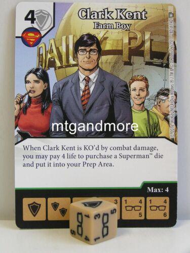 World´s Finest DC Dice Masters #083 Clark Kent Farm Boy
