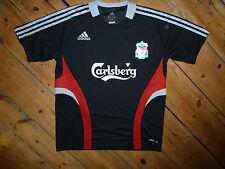 medium + Liverpool Adidas Formotion Player Issue Shirt LIVERPOOL FC JERSEY 2008