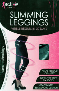 NEW-Anti-Cellulite-Calorie-Burning-Slimming-Leggings-RESULTS-IN-30-DAYS-BLACK