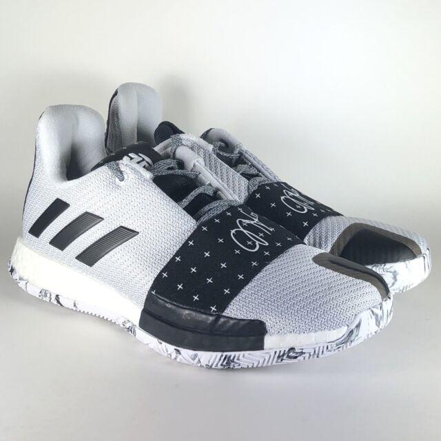 Size 7.5 - adidas Harden Vol. 3 Grey