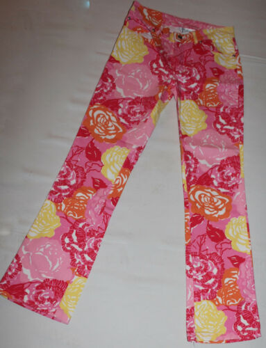 Pulitzer Fit Lily Zomer ~ Jeans 0 Cute Dames Maat ~ dBzq6