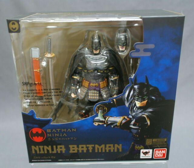 Figuarts Ninja Batman Bandai Japan NEW IN STOCK SH S.H ***