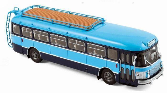 Autocar SAVIEM SC1 de 1964 Service Scolaire  NOREV    légèrement abimé