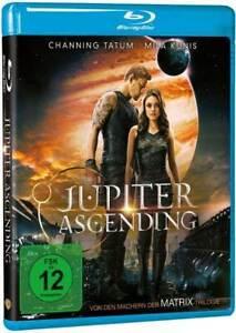 Blu-ray-Jupiter-Ascending-mit-Mila-Kunis-amp-Channing-Tatum-Wie-Nagelneu