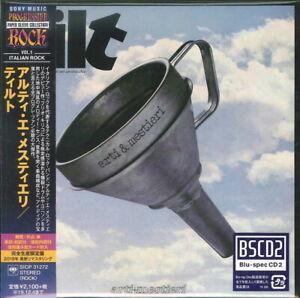 Arti-amp-MESTIERI-Tilt-Immagini-per-un-Japan-Mini-LP-BLU-SPEC-cd2-Ltd-ED-e51