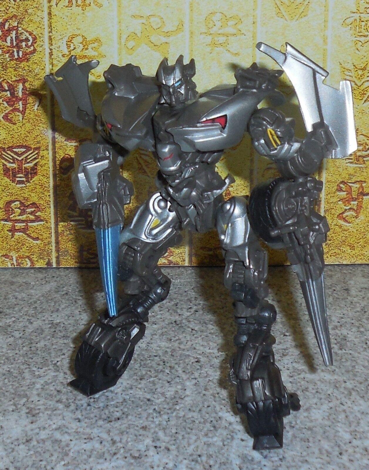 Transformers redf Robot Replicas SIDESWIPE Revenge Of The Fallen Figurine