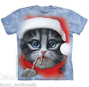 Christmas-Kitty-Cat-with-Big-Face-Shirt-candy-cane-santa-hat-Sm-5X
