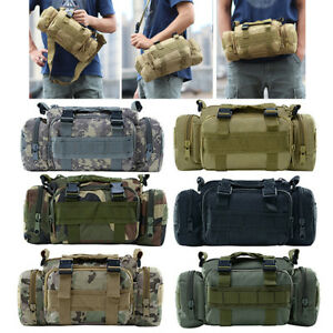 744bad96a3dc Image is loading TACTICAL-OUTDOOR-MILITARY-BACKPACK-RUCKSACKS-SPORT-CAMPING- HIKING-