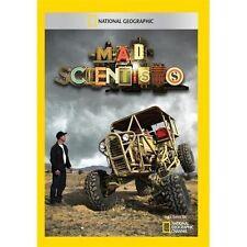 MAD SCIENTISTS NEW DVD