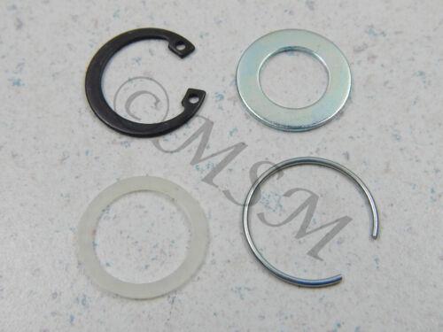 75-77 Honda GL1000 Goldwing K/&L Front Brake Master Cylinder Rebuild Kit 0107-043