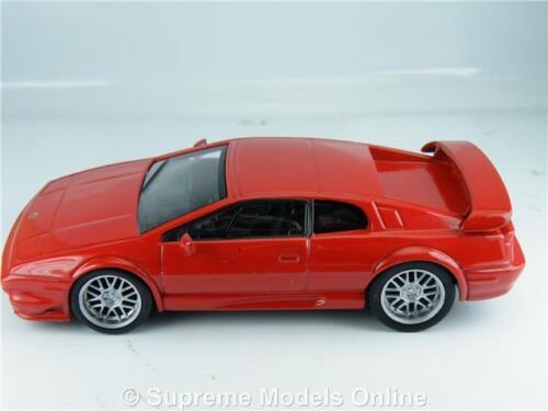 = Lotus Esprit V8 coche modelo escala 1//43RD esquema de color rojo ejemplo PKD T3412Z