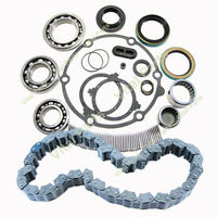 Jeep Grand Cherokee Transfer Case Rebuild Bearing And Chain Kit Np 247 1999-04