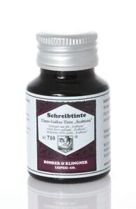 Rohrer&Klingner Tinte Eisen-Gallus-Scabiosa 50ml