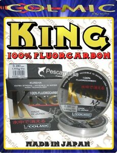 Fluorcarbon-100-Made-in-Japan-Colmic-KING-0-10-gt-0-25
