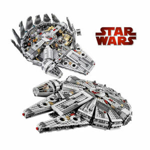 Lego-Kessel-Run-Millennium-Falcon-Star-Wars-vaisseau-spatial-Building-Blocks