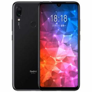 Unlocked-Xiaomi-Redmi-Note-7-Smartphone-6GB-64GB-6-3-034-Ocho-nucleos-2-Sim-Negro