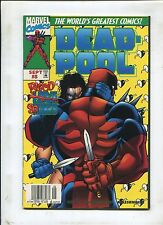 DeadPool #8 ~ Love Hurts/Blood Spurts! ~ 1997 (Grade 9.2)WH