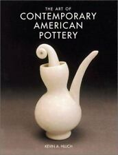 The Art of Contemporary American Pottery Book 200+ color photos by Kevin A Hluch