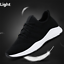 Mens-Memory-Foam-Casual-Walking-Running-Gym-Sport-Slip-On-Trainers-Shoes-Size-UK miniatura 8