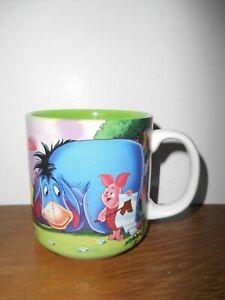 Disney Store Classic Winnie the Pooh Eeyore's House at Pooh Corner mug