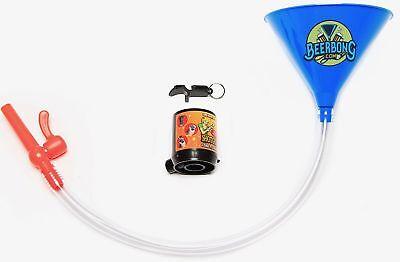 Beer Bong Shotgun PackLarge Beer FunnelShotgun Key ChainCan Beer Bong