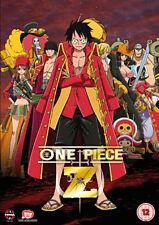 DVD:ONE PIECE FILM Z - NEW Region 2 UK