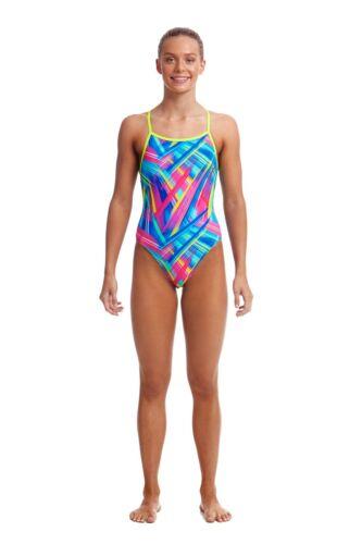 FUNKITA Girls Frickin Laser Single Strap One Piece Swimsuit Funkita Swimwear