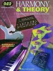 Harmony and Theory: A Comprehensive Source for All Musicians by Keith Wyatt (Paperback, 1998)