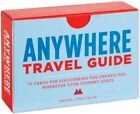 Anywhere a Travel Guide 9781452119045 Chronicle Books 2014 Cards