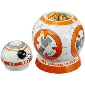 Porta biscotti in Ceramica com suoni Star Wars Episode VII Cookie Jar
