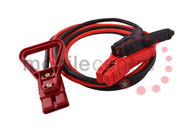 RED 0.5M Anderson SB175 battery jump lead booster cable Land Rover Defender