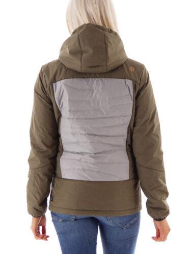 Brunotti veste fonction veste jisernia vert capuche résistant à l/'eau