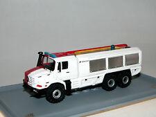 Kimmeria, Mercedes-Benz Zetros 2733 6x6 Stražan Feuerwehr, rot/weiß, H0 1:87