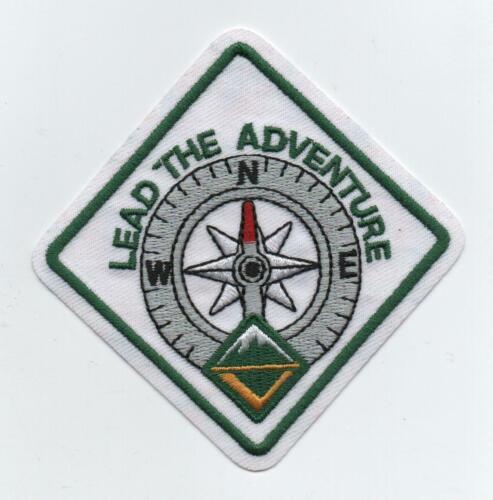 "/""Since 1910/"" Slogan Back Venturing Pathfinder Award Patch Mint!"