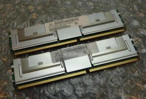 8GB-Kit-Netlist-NMD517A21207FD5315HC-PC2-5300F-4Rx8-Fbdimm-ECC-Serveur-USB-RAM