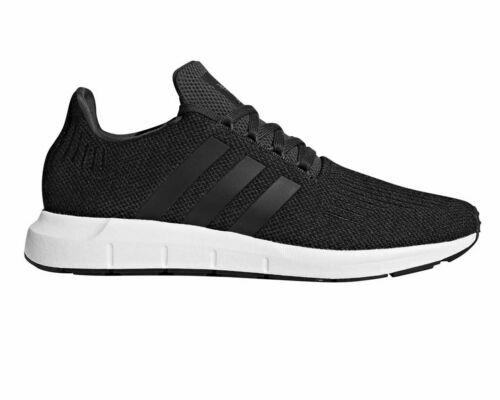 Adidas Originals Swift Run CQ2114 Trainers Black White