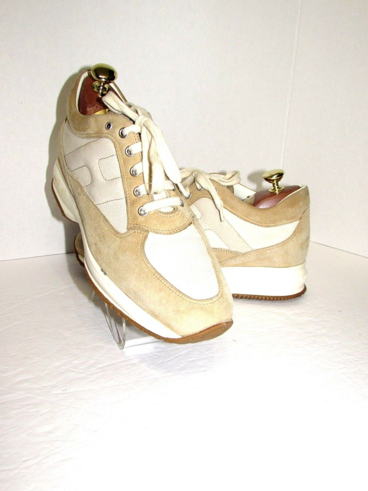 HOGAN damen Low-Top Suede Suede Suede Trainers Turnschuhe Interactive schuhe SZ 10 b20c2b