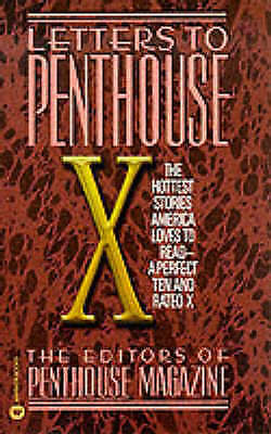 Letters to Penthouse X: The Hottest Stories America Loves to Read (v. 10), Very