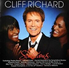 Cliff Richard -  Soulicious     new  cd Billy Paul ,Deniece Williams,