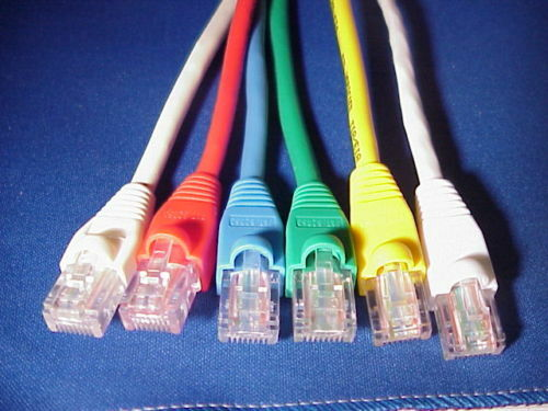CAT6 Patch Cable booted 75 FT ISO Certified Mfg