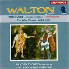 Walton: The Quest/The Wise Virgins, New Music
