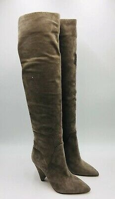 Hanny Slouchy Knee High Boots Size