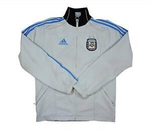 ARGENTINA-2010-11-Authentic-Training-Jacket-bene-M-SOCCER-JERSEY