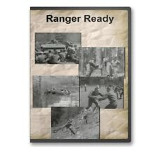 Ranger Ready: Army Ranger Georgia Florida Swamp Training Documentary DVD - A773