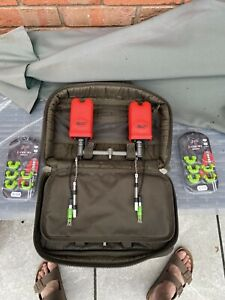 Jag Singles 2 Rod With Korda Stows Nash Case And Extras